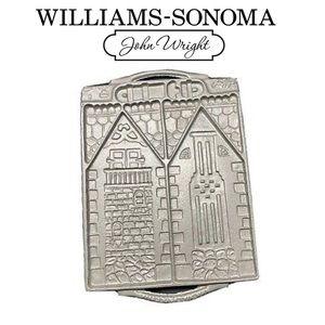 Williams-Sonoma Cast Iron Gingerbread Chateau